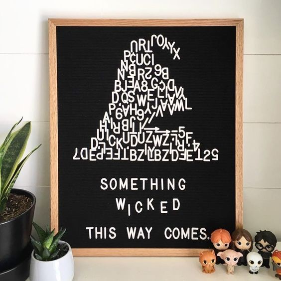 26 Awesome Letter Board Ideas